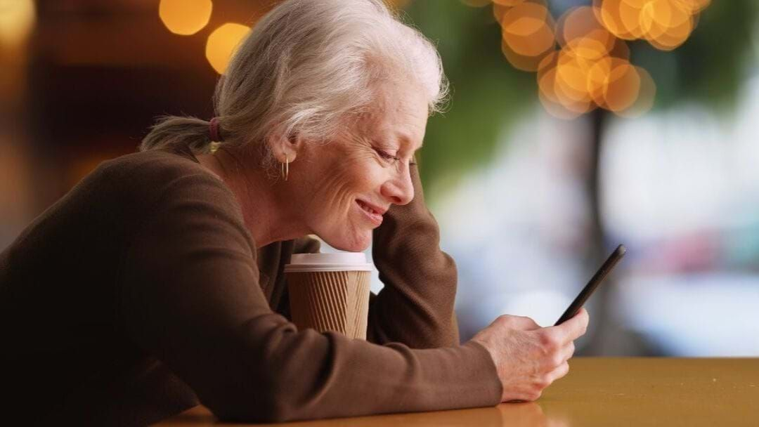 Article heading image for Over 60% Of Single Senior Australians Are Finding Their Way To Online Dating Platforms