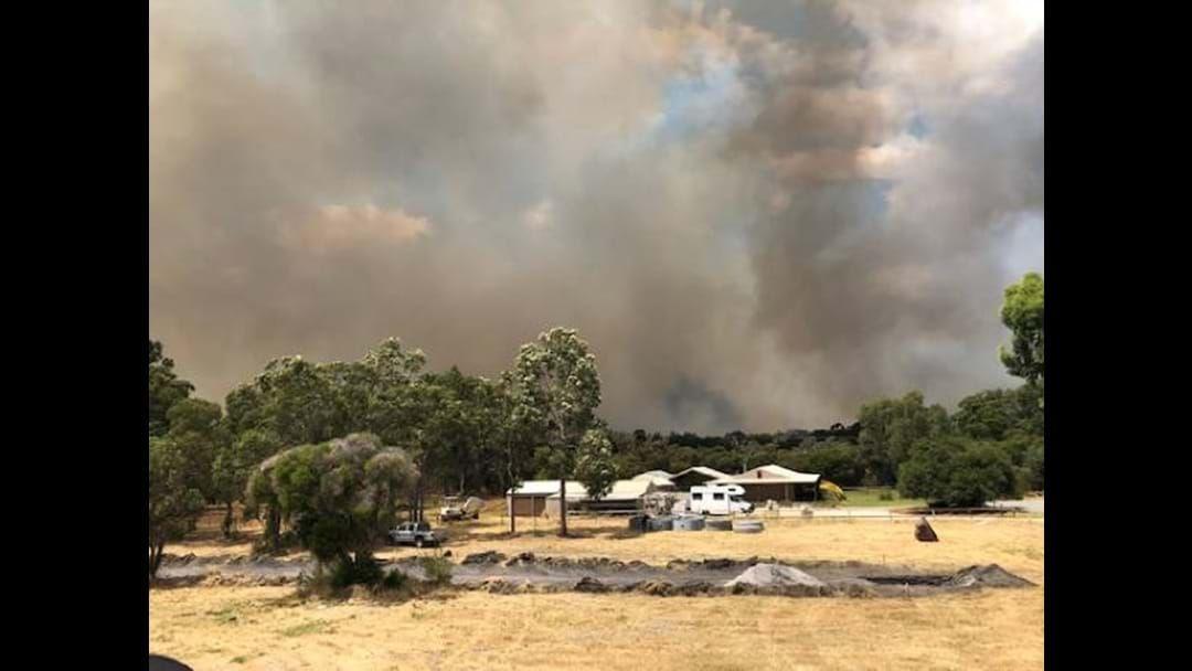 Article heading image for Emergency Bushfire Warning Forrestdale