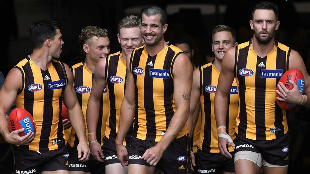 Article heading image for LISTEN | Liam Shiels Addresses Rumours That Long-Sleeve Guernseys Are Banned At Hawthorn