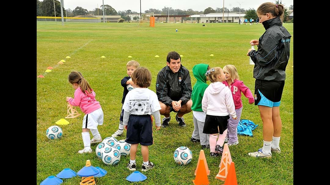 Article heading image for Sports registration & come and try days this weekend