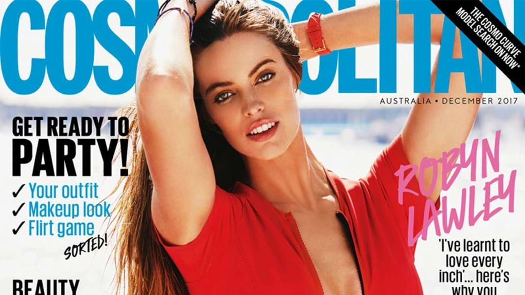 Article heading image for Cosmo Magazine Launches First Plus Size Modelling Competition