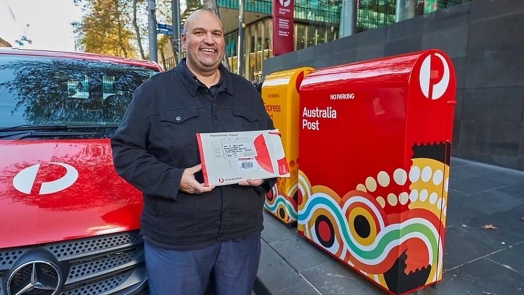 Article heading image for A New Look For Australia Post Parcels Recognising Traditional Place Names