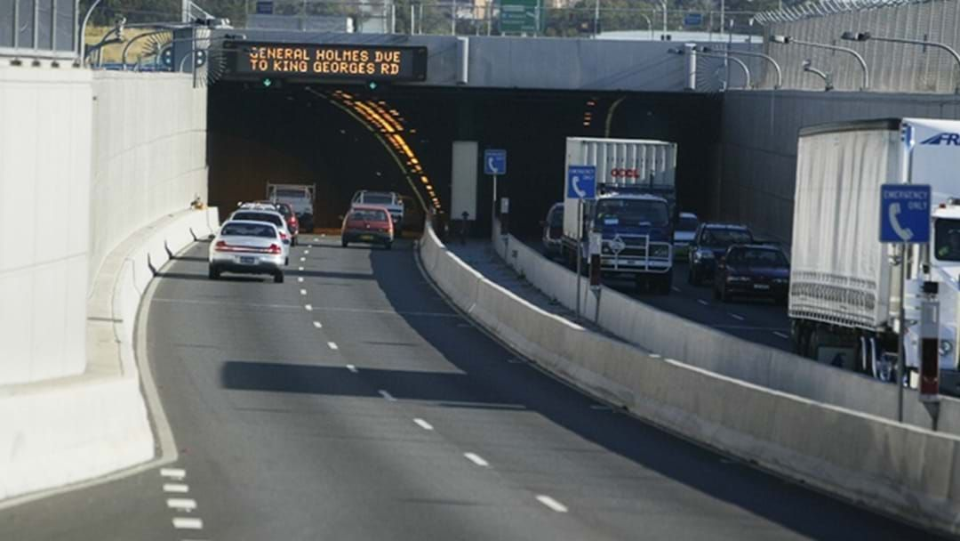 Article heading image for New Sydney M4 Tunnel Opens This Weekend