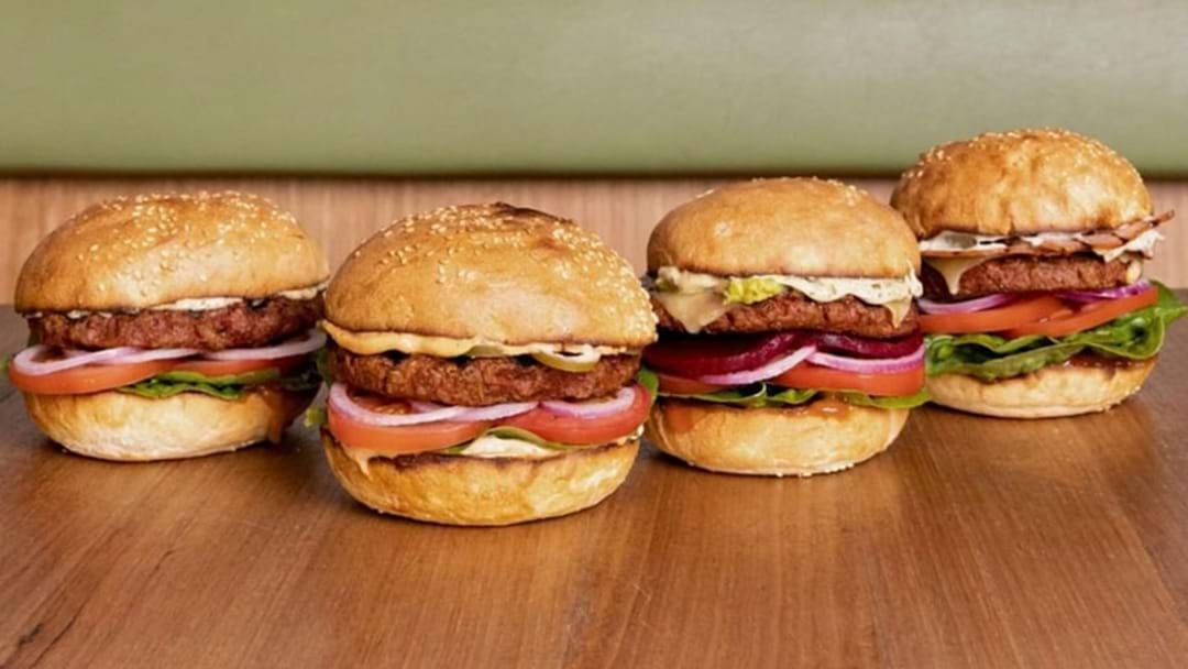 Article heading image for Grill'd Is Taking A Beef Break With NEW Plant-Based Burgers