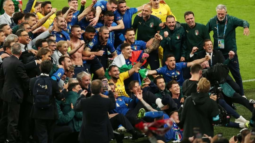 Article heading image for Italy Take Out England With A Penalty Shootout In The Euro 2020