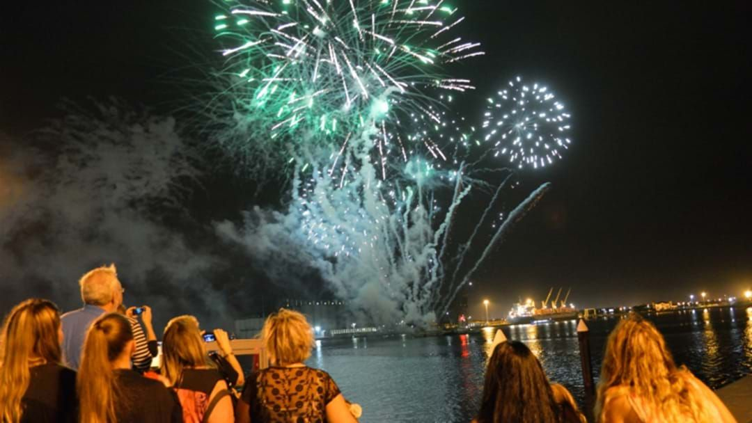 Article heading image for Newcastle's New Years Eve Fireworks Re-Scheduled