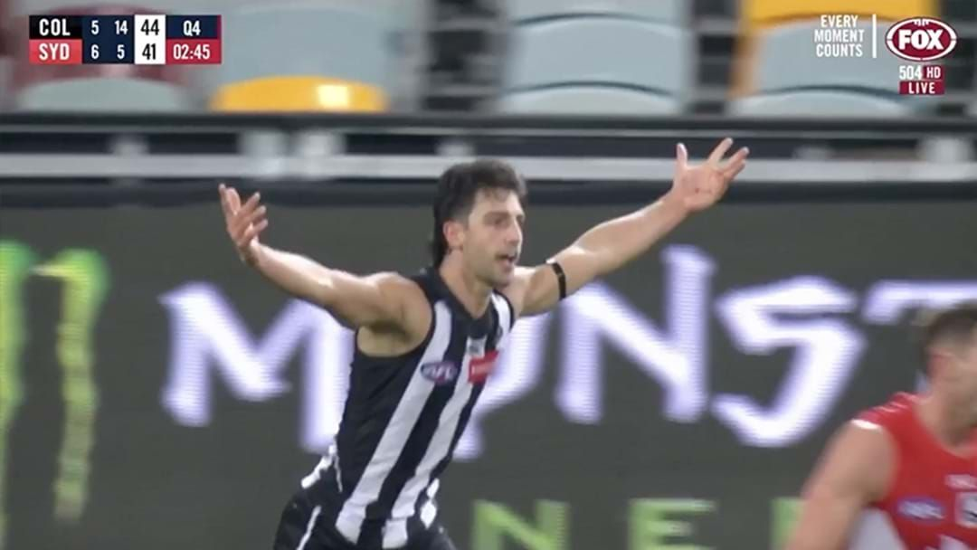 Article heading image for Our Call Of Josh Daicos's Goal Of The Year Contender