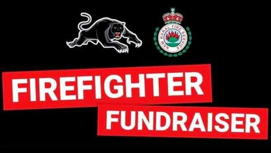 Article heading image for The Penrith Panthers Are Throwing A Massive Bushfire Fundraising Event!