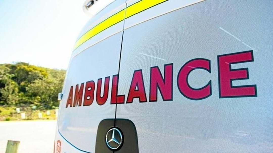 Article heading image for 5 People Taken To Base Hospital After Crash In Marian