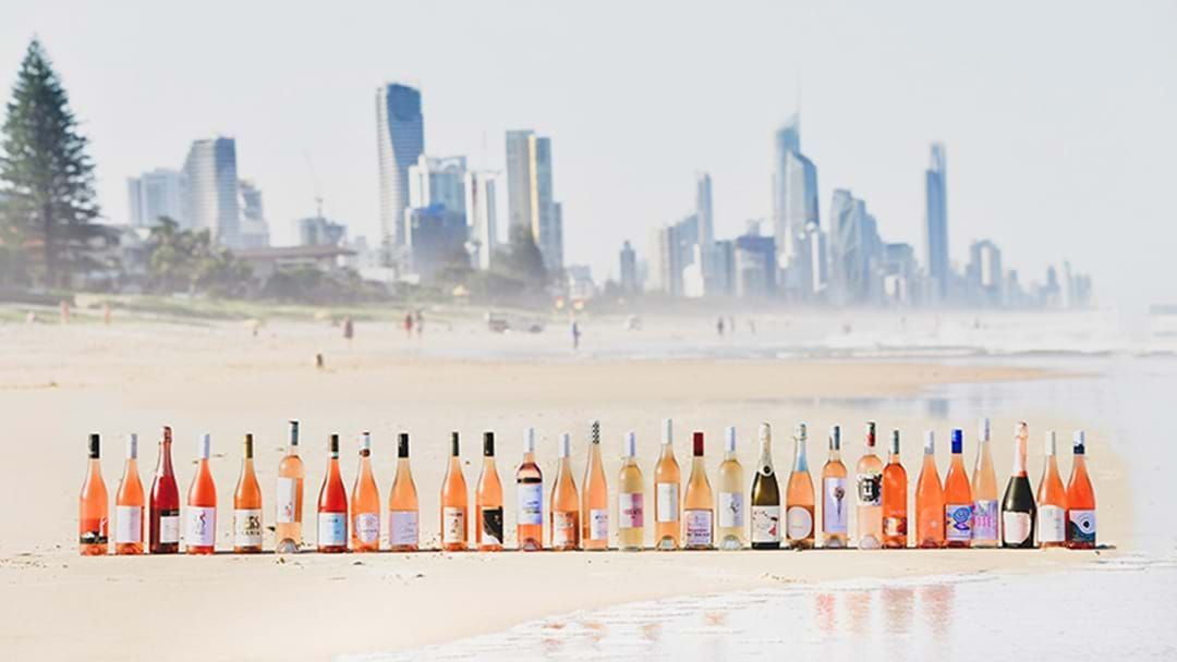 Article heading image for A Rosé Festival Is Coming To The Gold Coast