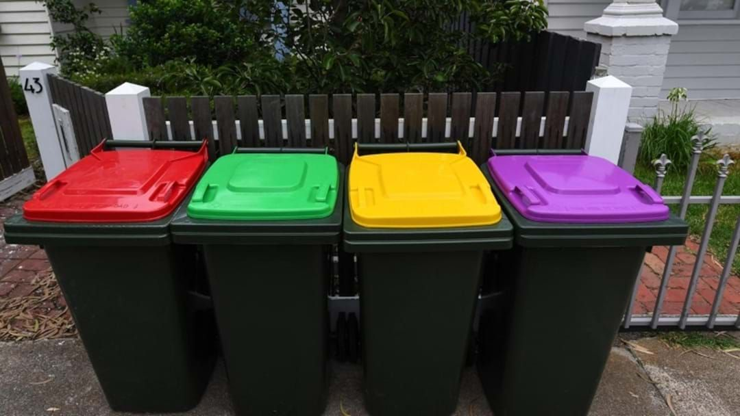 Article heading image for Purple Bin Added To Standardised Curb Side Collections In Victoria