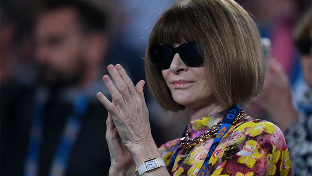 Article heading image for Dame Anna Wintour Calls For Renaming Of Margaret Court Arena