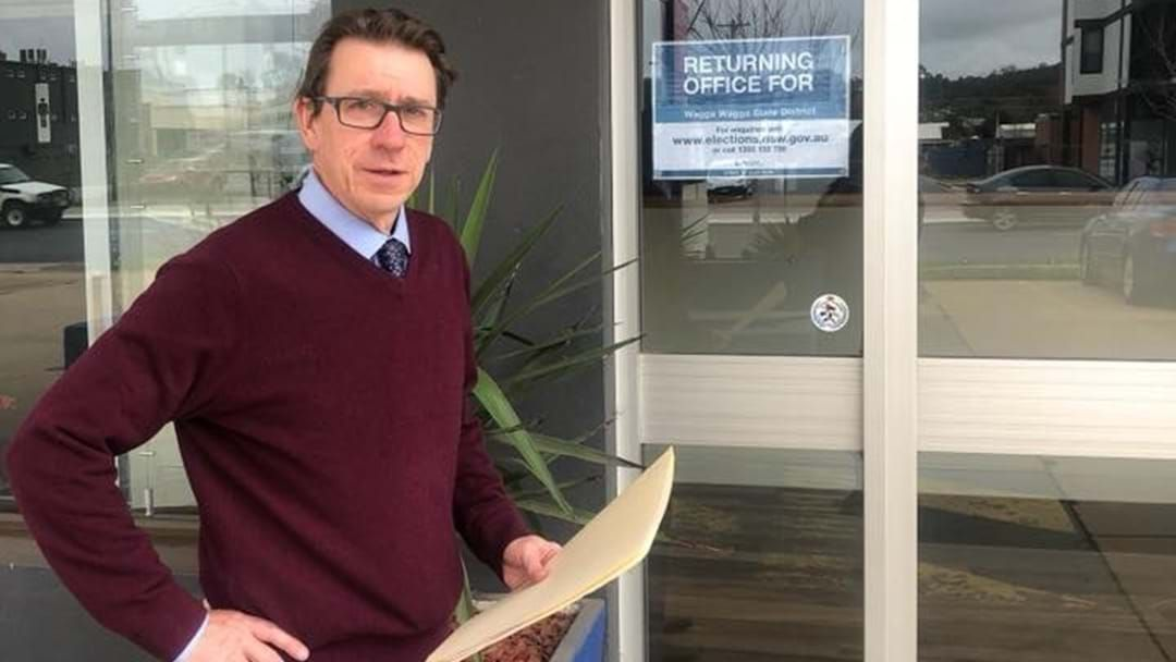 Article heading image for MP-Elect Joe McGirr keen to hit the ground running
