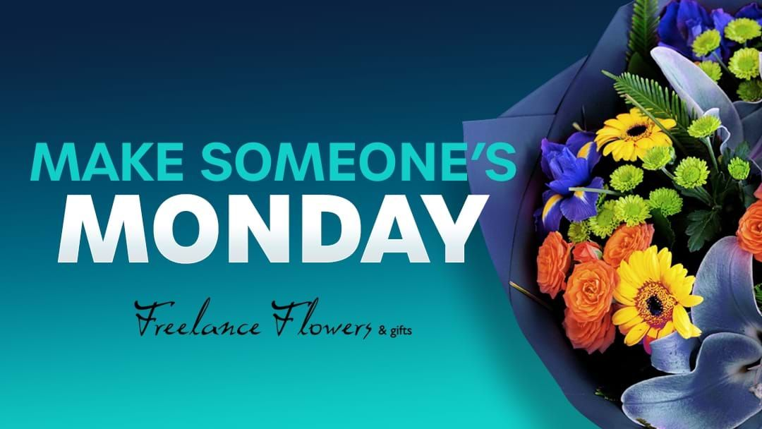 Competition heading image for Make Someone's Monday!