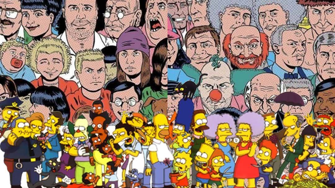 Article heading image for This Simpsons Art Is A Must See For Any Self Respecting Fan