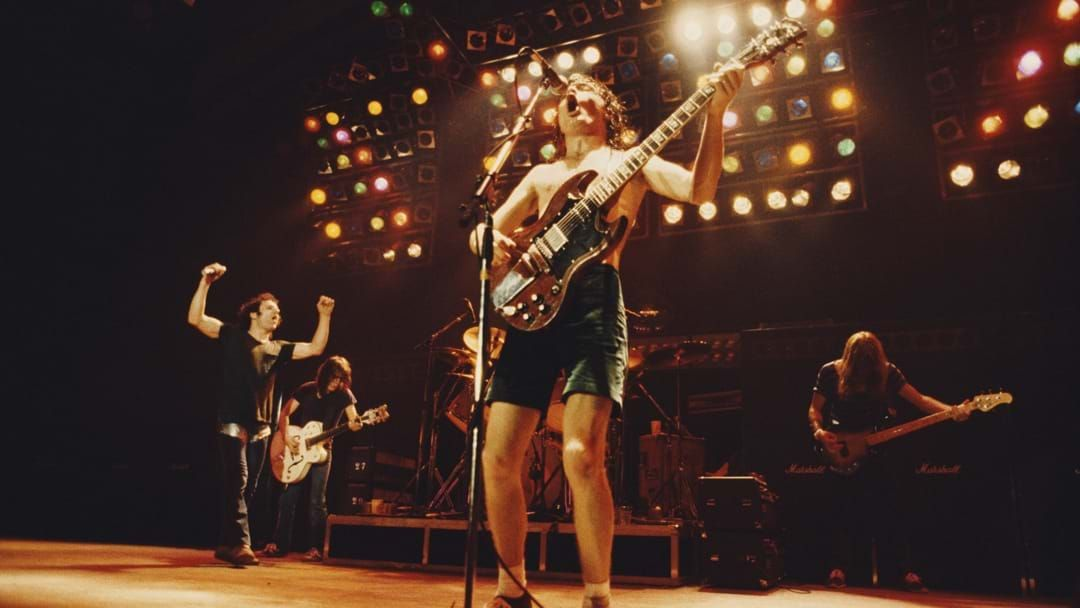 Article heading image for AC/DC Have Gifted Us With More Rare Videos