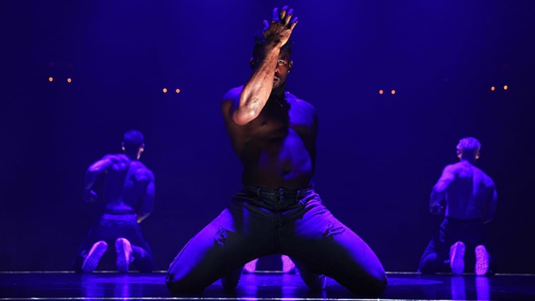 Article heading image for MAGIC MIKE LIVE Is Coming To Bonython Park And Bec Can't Wait To Throw Some Knickers!