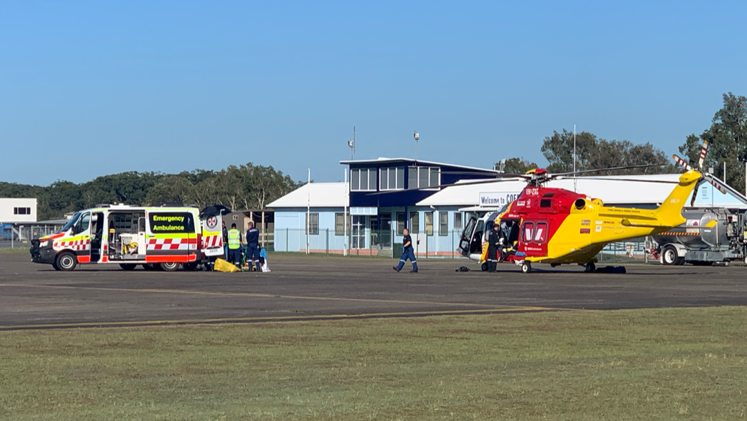 Article heading image for COFFS HARBOUR: Two Cyclists Struck By Vehicle During Morning Ride