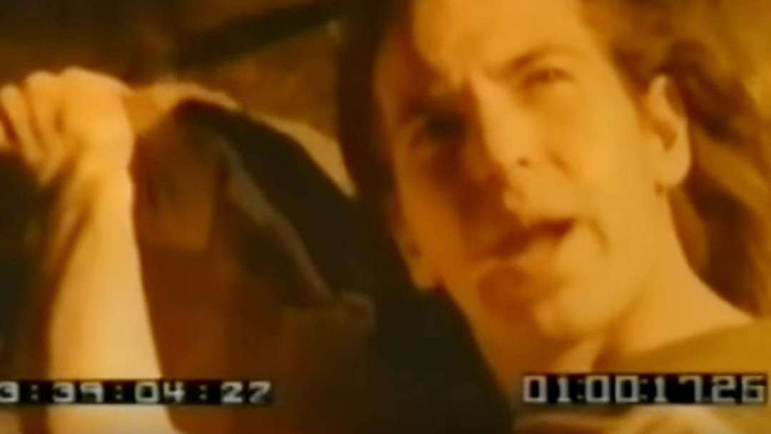 """Article heading image for WATCH: The """"Lost"""" Video For Pearl Jam's Even Flow That They Probably Didn't Want You To See"""