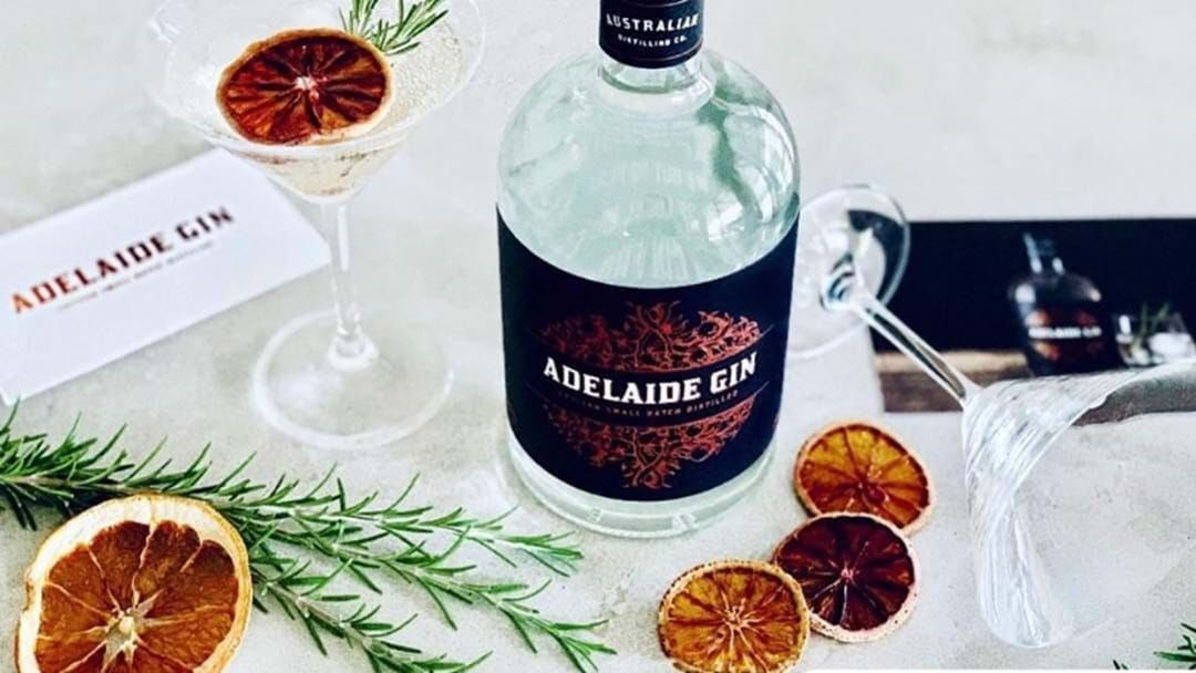 Article heading image for Bottoms Up, Adelaide Has Its Own Official Gin
