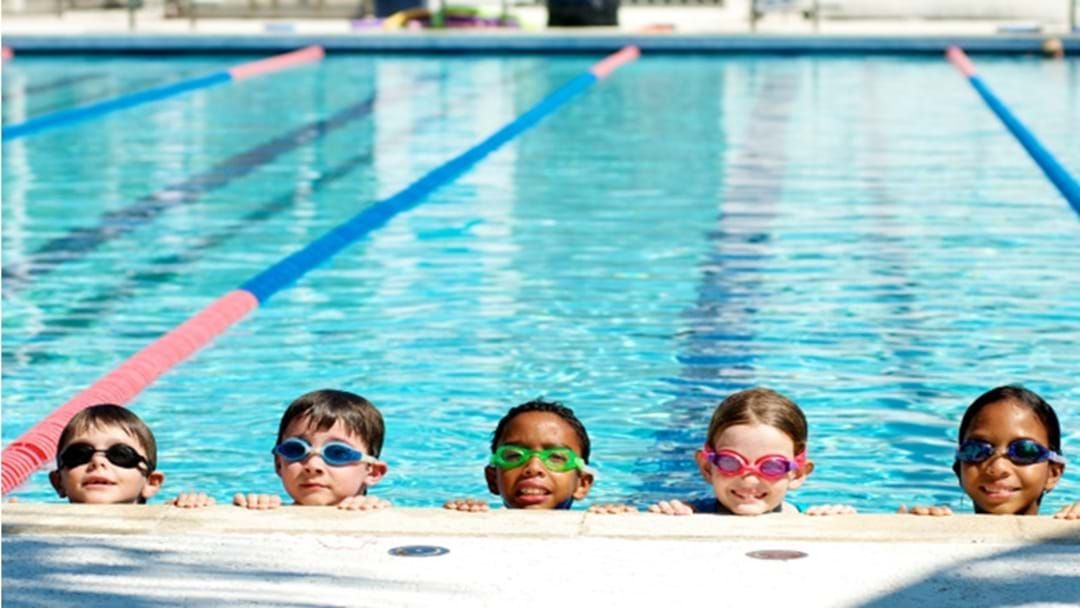 Article heading image for Make Children's Swimming Lessons FREE