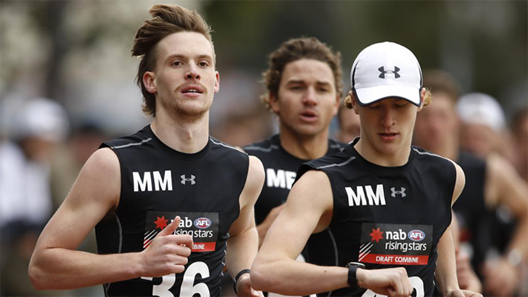 Article heading image for Jay Clark Says Melbourne Are Eyeing Off A Draft Bolter With Pick 10