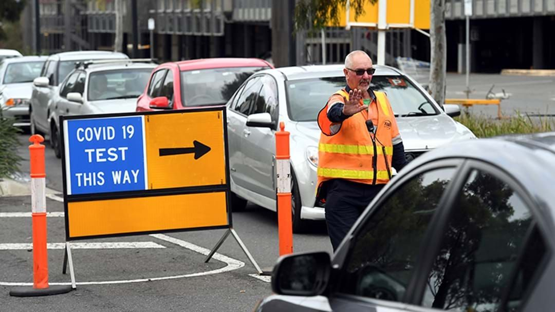 Article heading image for Eddie McGuire Explains How Coronavirus Has Spread In Victoria