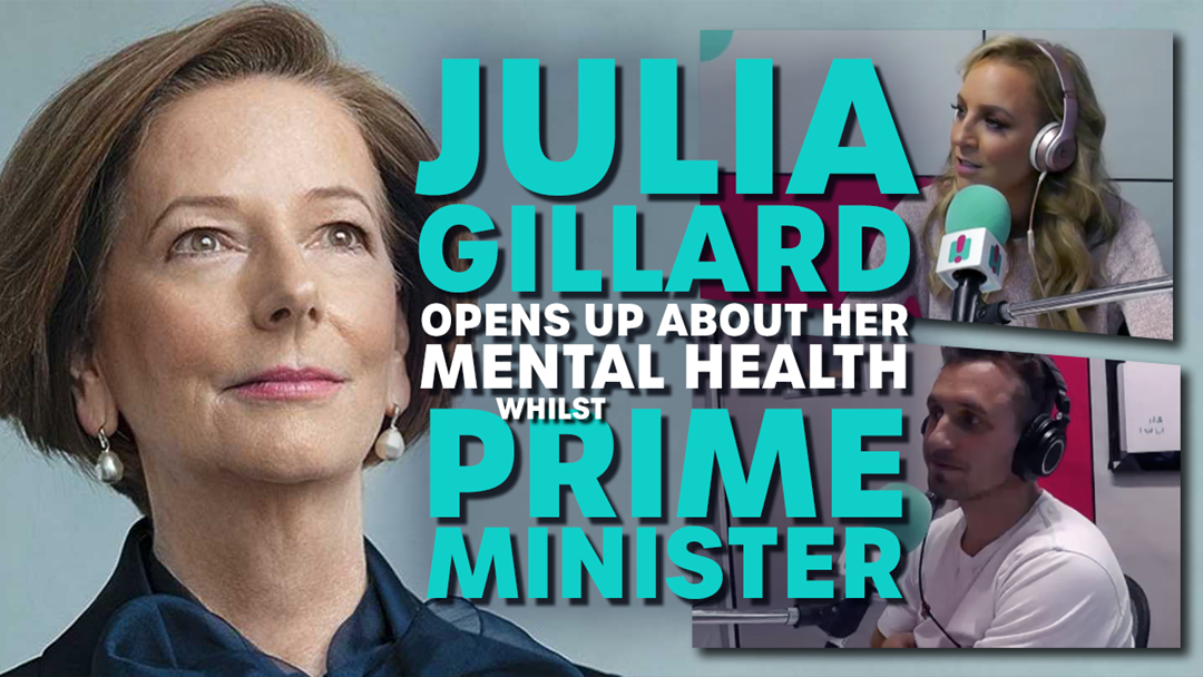 Article heading image for Julia Gillard Opens Up On The Struggles of Grieving Her Father's Loss Whilst Prime Minister