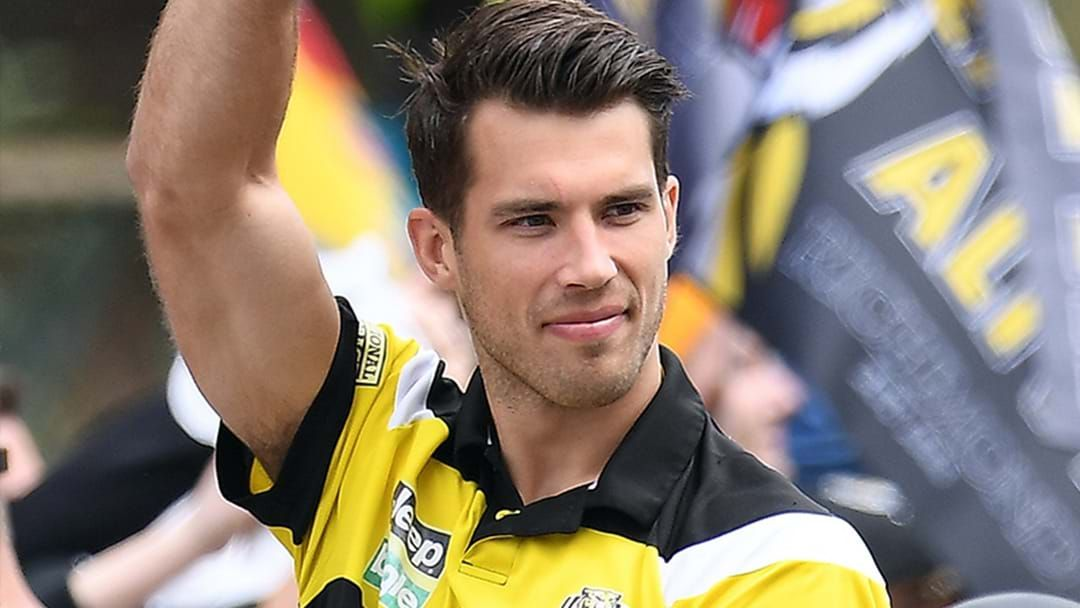 Article heading image for Tom Browne: Alex Rance Will Retire This Morning