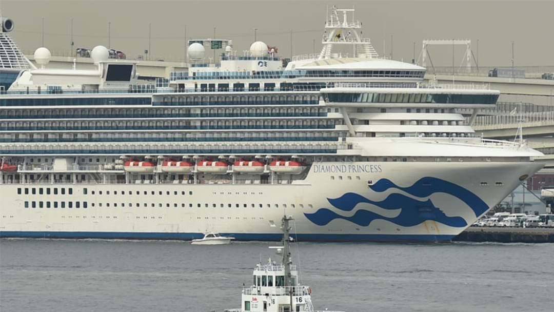 Article heading image for Aussie Passenger On Coronavirus-Infected Ship Describes Arrival In The NT