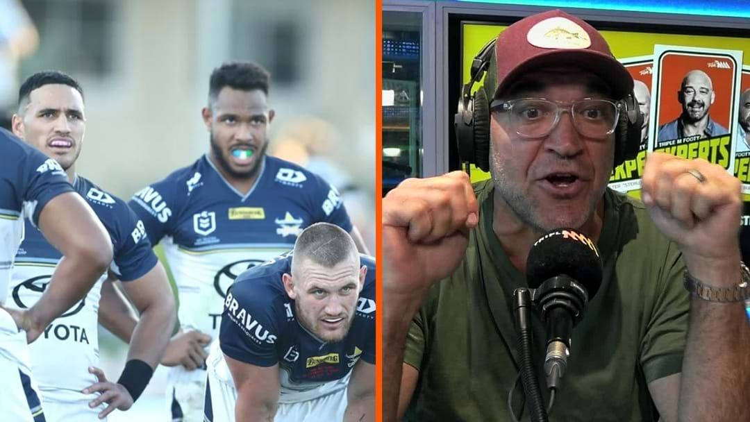 """Article heading image for """"Backwards In A Hurry""""   Gorden Tallis Roasts The Cowboys After Horrid Performance"""