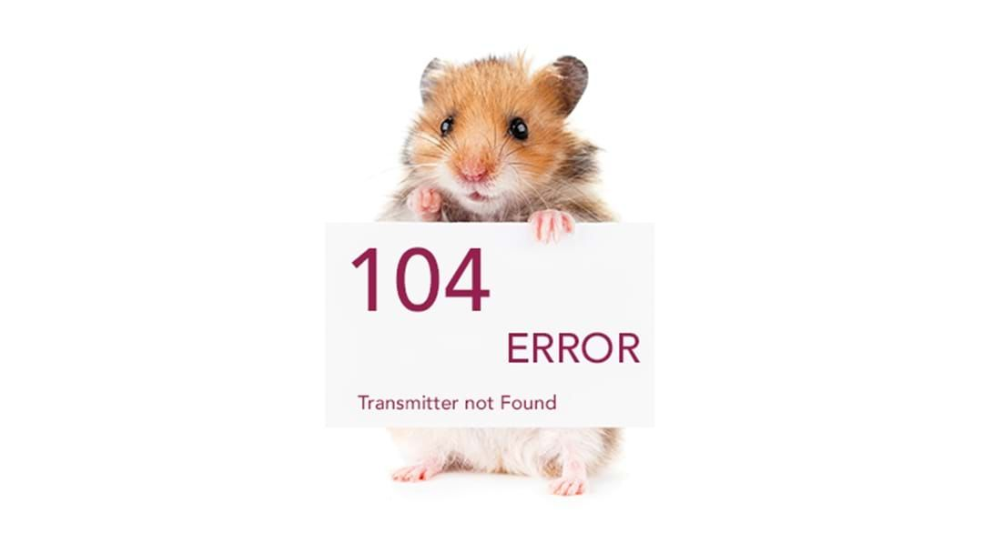 Article heading image for We're Replacing the Hamster in our Transmitter