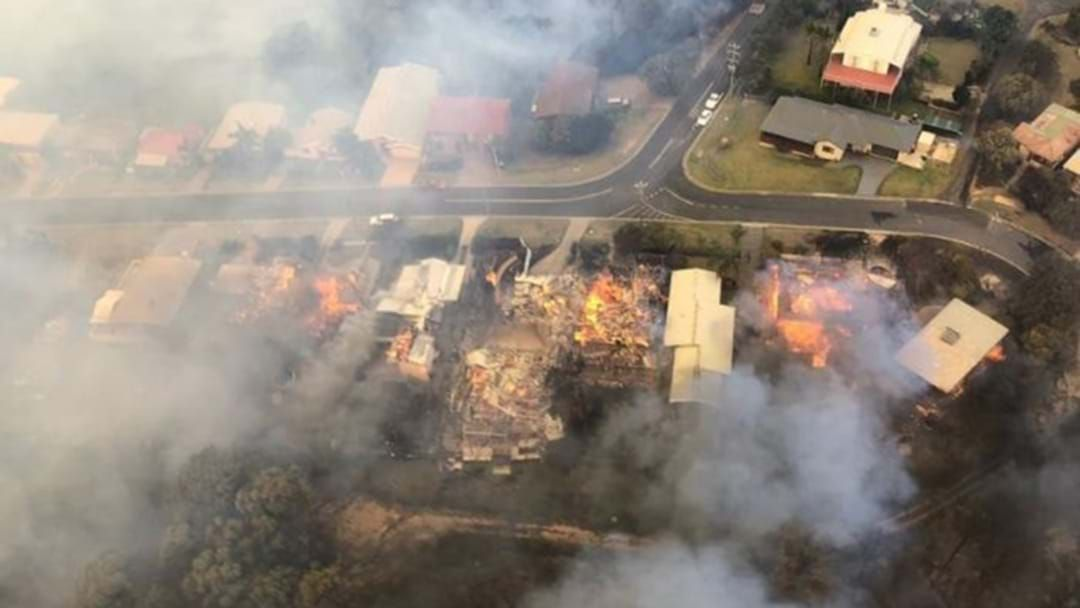 Article heading image for Electrical Infrastructure The Likely Cause Of Tathra Fires