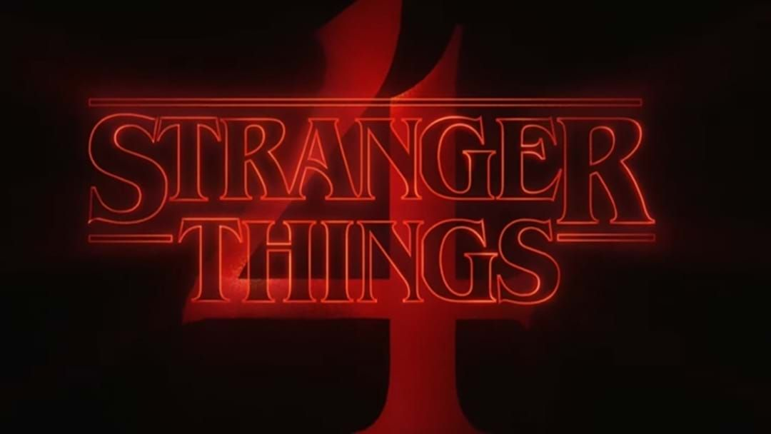 Article heading image for YES! We have our next look at 'Stranger Things 4'