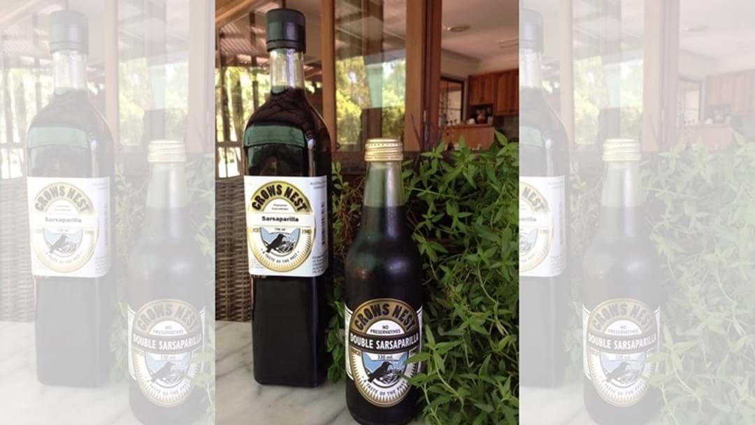 Article heading image for Move Over The Big Pineapple – Make Way for the Big Sarsaparilla!