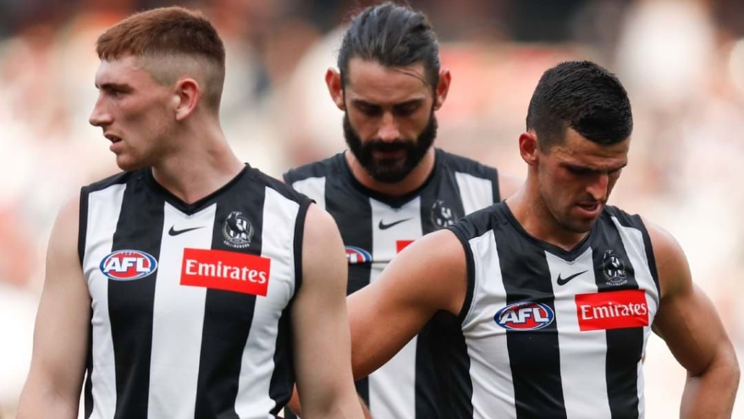 Article heading image for The Sunday Rub Deep Dive On Collingwood Following Loss To Suns