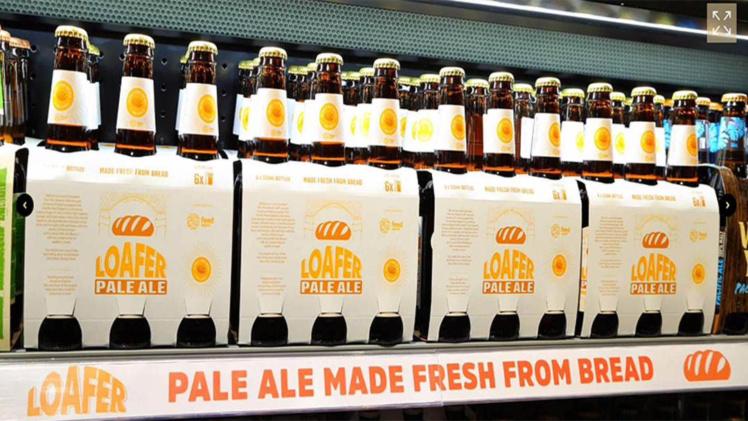 Article heading image for Woolworths Releases Beer Made of Leftover Bread!