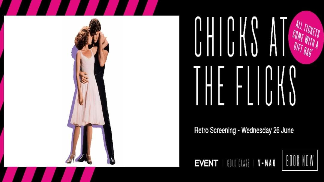 Article heading image for Chicks At The Flicks Is Back With A Retro Screening!