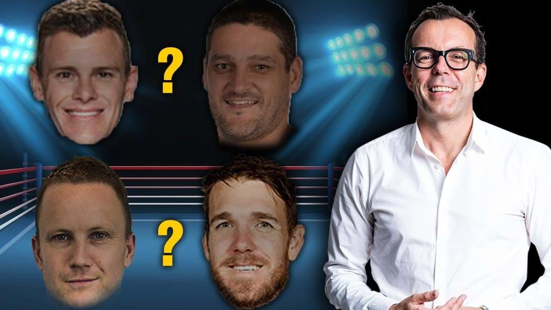 Article heading image for Damo And Howie's Investigation: AFL Boxing Event Heats Up