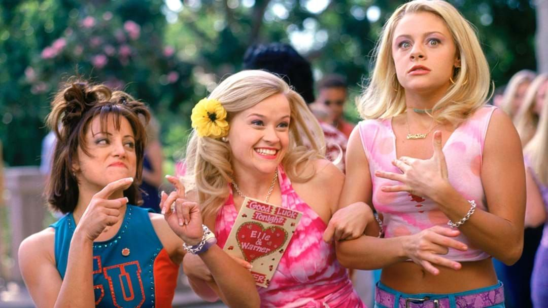 "Article heading image for Reese Witherspoon Casually Dropped That The Legally Blonde ""Bend & Snap"" Scene Was Going To Be Completely Different"