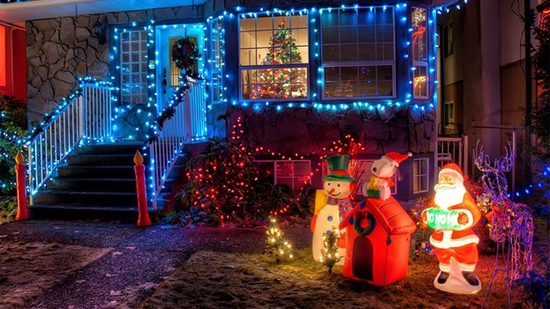 Article heading image for THE BEST CHRISTMAS LIGHTS IN CANBERRA