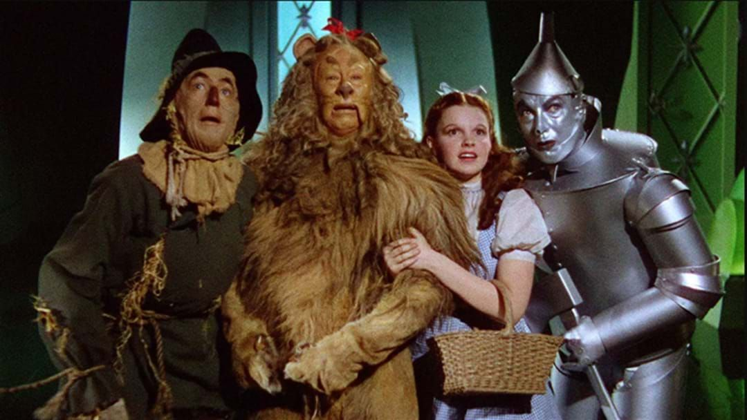 Article heading image for This Just In, A New 'Wizard of Oz' Is Officially On Its Way To A Screen Near You!