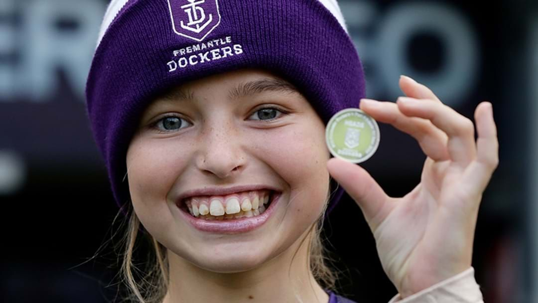 Article heading image for Justin Longmuir: What Tonight Means For A Special Little Girl