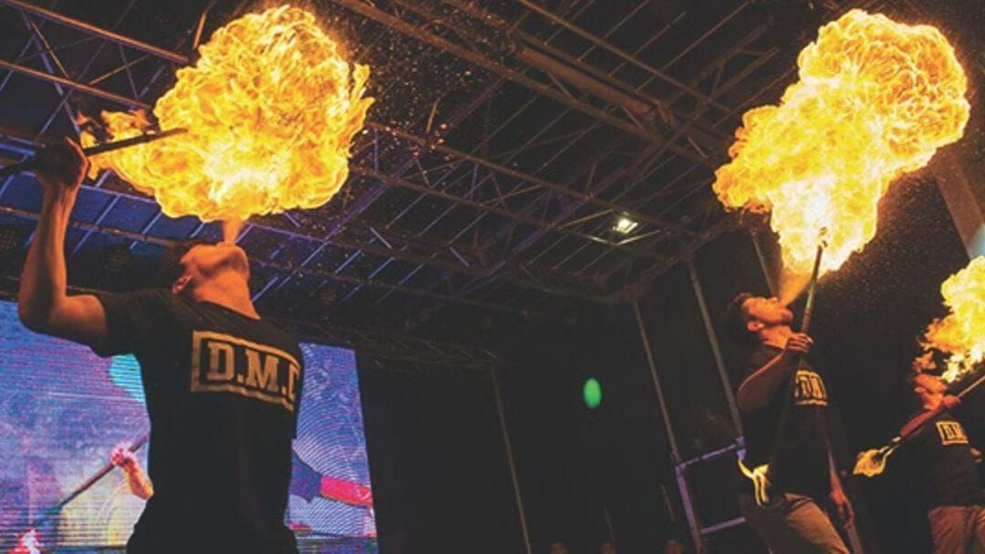 Article heading image for You Won't Want To Miss Fire Shows And Live Music At MY FEST This Month!