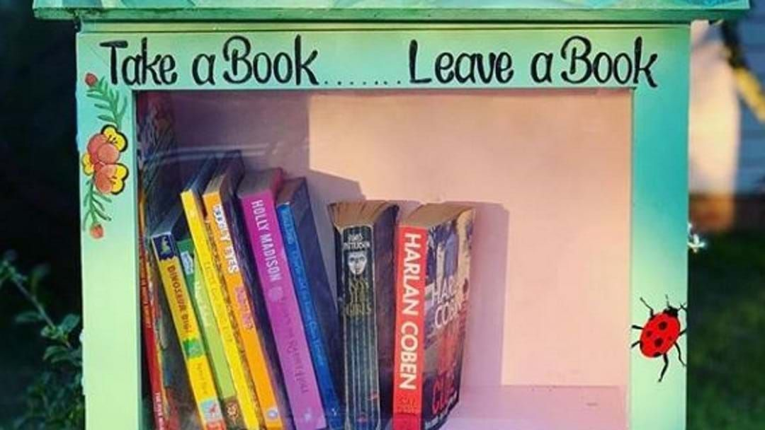 Article heading image for We've Just Discovered Street Libraries In Townsville And We're Loving It