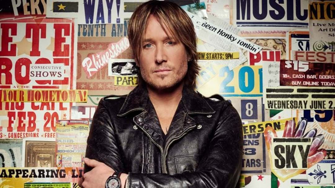 Article heading image for Keith Urban Reveals The Details Of His New Album