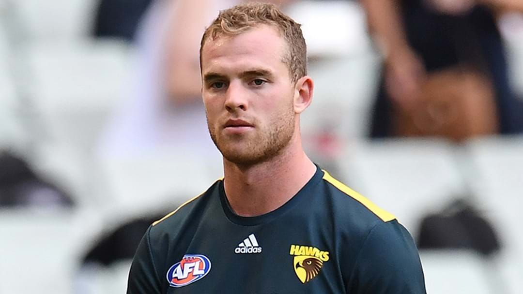 "Article heading image for Hawthorn Says Tom Mitchell Will ""Most Likely"" Miss The Entire 2019 Season"