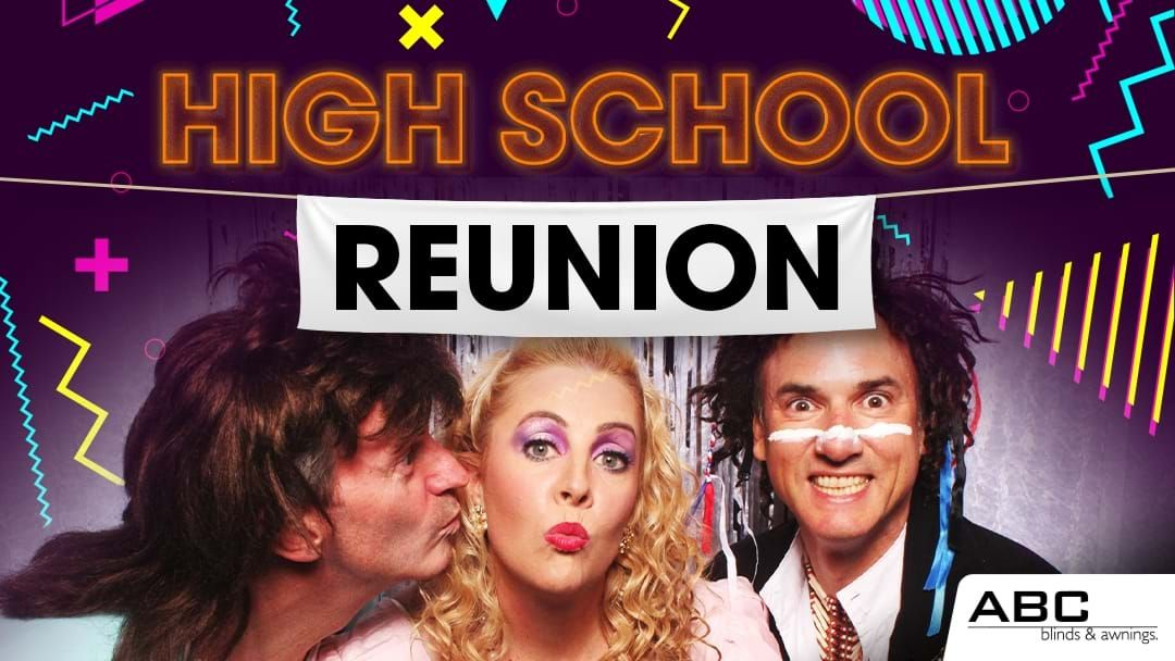 Competition heading image for mix94.5's High School Reunion