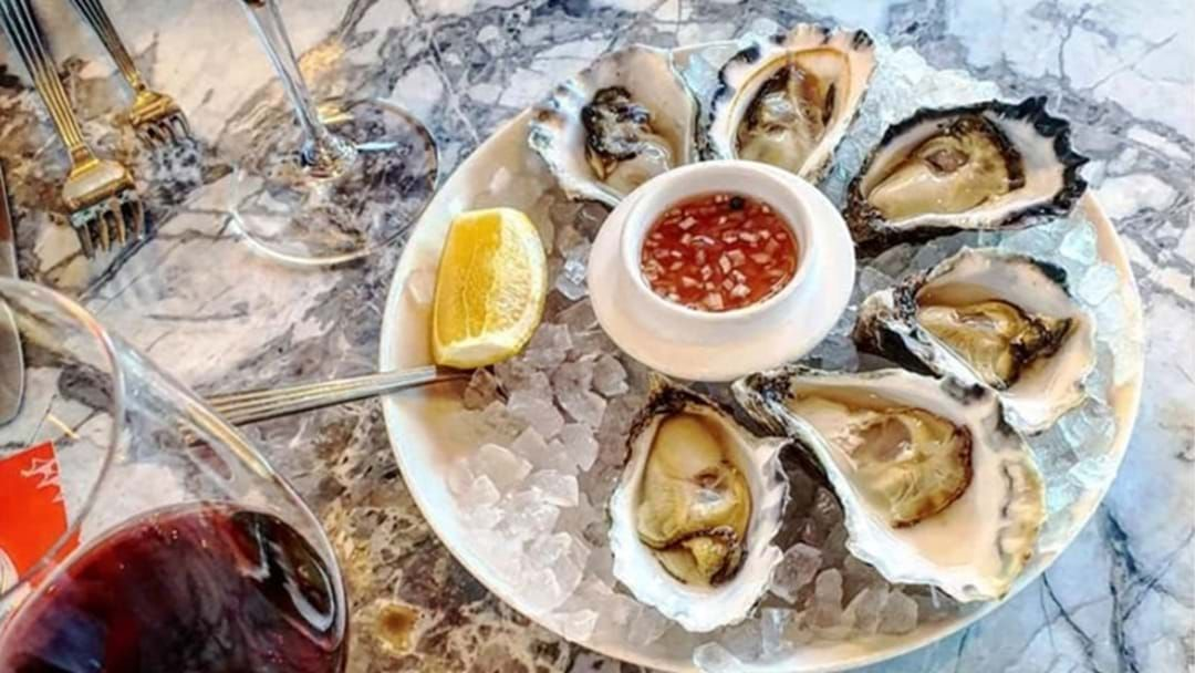 Article heading image for Pretend To Be Fancy By Jumping On This New $1 Oyster Deal In Bondi!