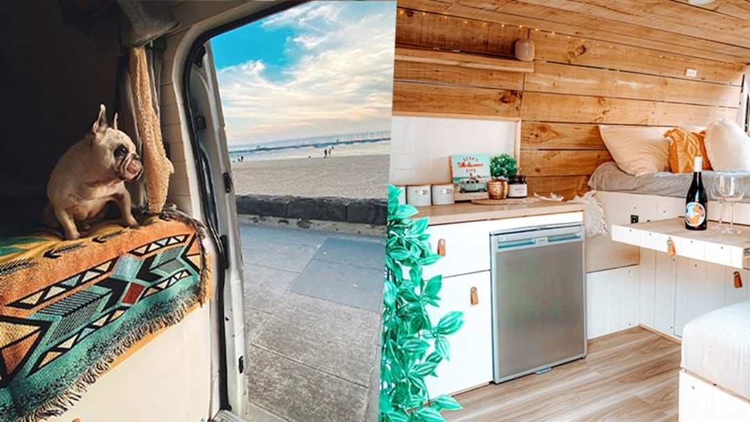 Article heading image for Pack Your Bags, We've Found A Bunch Of Pet Friendly Vans For Your Next Interstate Adventure!